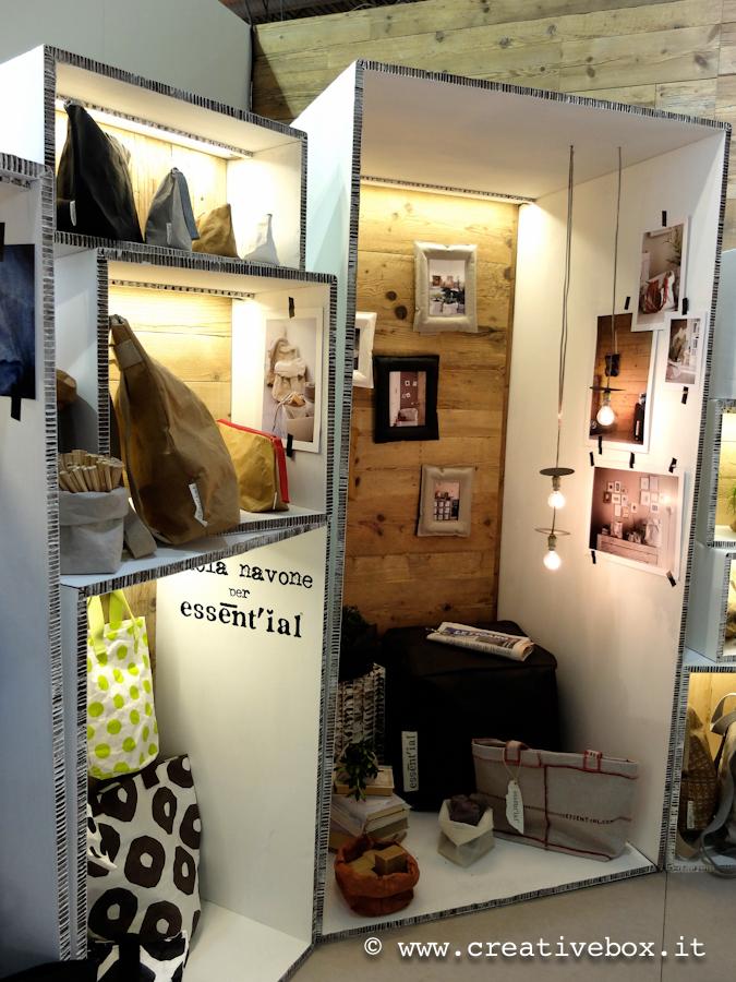 Essent'ial - Creative Box falegnameria Reggio Emilia
